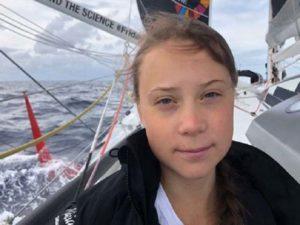 Greta Thunberg Instagram foto