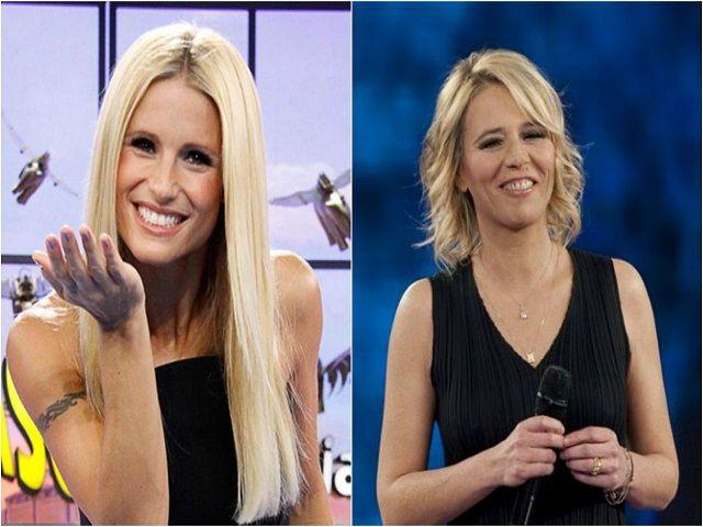 Amici Celebrities conduce Michelle Hunziker: perché non c'è più Maria De Filippi
