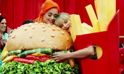 Katy Perry e Taylor Swift video