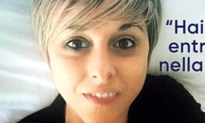 Nadia Toffa dedica La Vita in Diretta