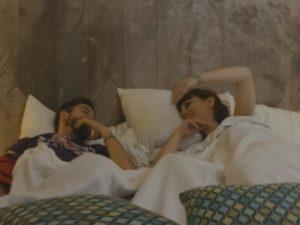 matrimonio a prima vista luca e cecilia a letto insieme
