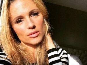 Michelle Hunziker Venezia