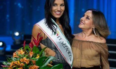 Conferenza stampa Miss Italia: Patrizia Mirigliani concorso