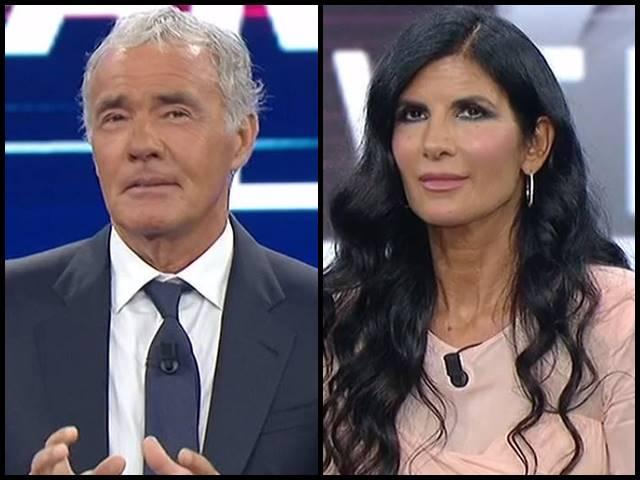 Pamela Prati, a Non è l'Arena parla il 'finto' Mark Caltagirone