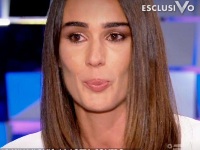 Silvia Toffanin piange a Verissimo per Mihajlovic: tutto il pubblico in piedi