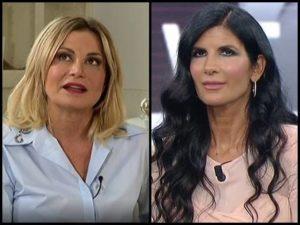 Simona Ventura Pamela Prati