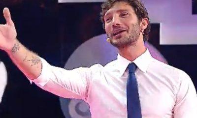 Stefano De Martino festival porte chiuse