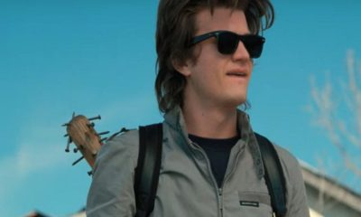 Joe Keery attore Stranger Things