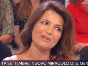Tosca D'Aquino Vita in Diretta