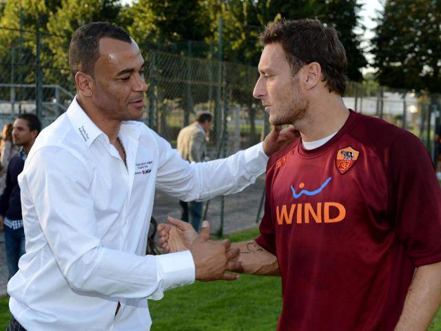 Cafu, il figlio dell'ex calciatore muore a 30 anni: Francesco Totti disperato