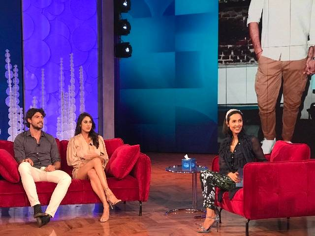 Cecilia Rodriguez: Jeremias fidanzato? Imbarazzo a Vieni da Me