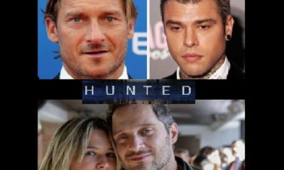 celebrity hunted reality inizio marzo 2020