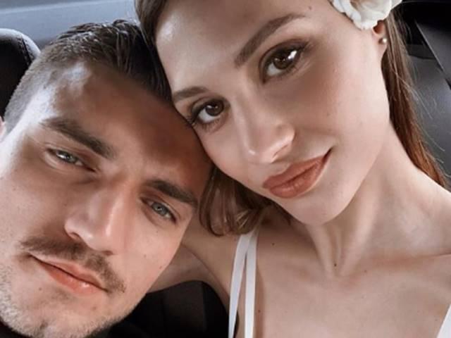 Beatrice Valli Marco Fantini fiore matrimonio in vista