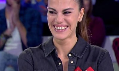 Bianca Guaccero sorpresa