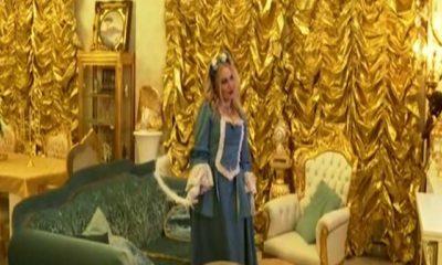 la casa d'oro di lisa fusco