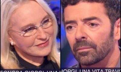 Eleonora Giorgi Alberto Matano