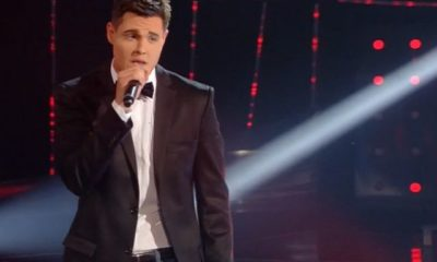 tale e quale francesco monte imita michael buble