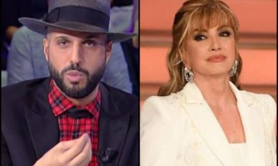 Jonathan Kashanian Milly Carlucci