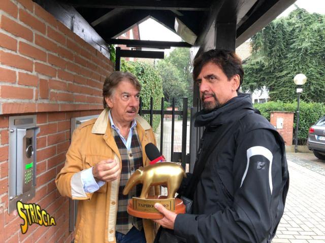 """Columbro VS d'Urso, è tapiro d'oro: """"Truffato, Barbara hai toppato"""", retroscena"""