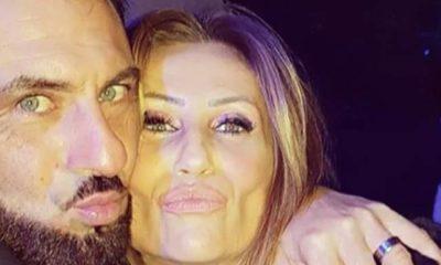 Ursula e Sossio Selfie Kiss