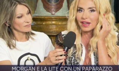 Valeria Marini La Vita in Diretta