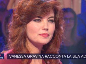 Vanessa Gravina Adelaide La Vita in Diretta