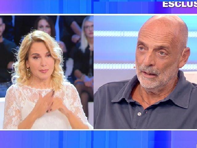 """Paolo Brosio: """"Vado a casa!"""" Barbara d'Urso lo gela a 'Live': la reazione - Gossip e Tv"""
