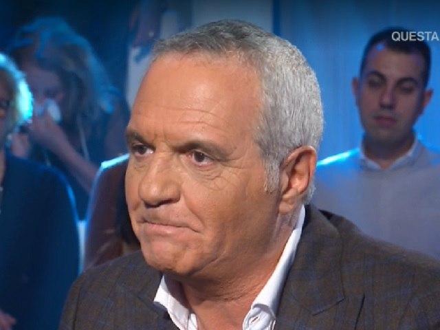 """Panariello, lacrime a Domenica In: """"Che Botta"""". La reazione della Venier"""