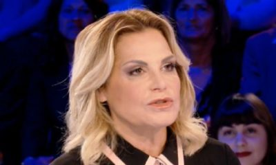 simona ventura colletto nero