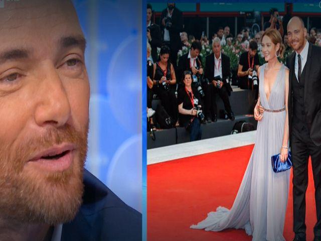 """Andrea Pezzi: """"Matrimonio con Cristiana Capotondi? Deve chiedermelo lei"""""""