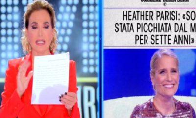 lettera figlie heather parisi
