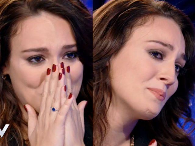 """Francesca Manzini in lacrime a Verissimo: """"Ho pensato a gesti estremi"""""""