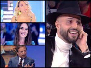 Jonathan, d'Urso, Toffanin, Chiambretti