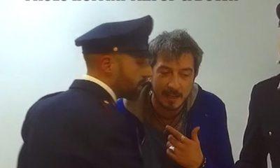 Paolo Ruffini scherzo Iene