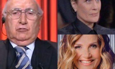 Pippo Baudo sulla lite tra Lorella Cuccarini e Heather Parisi: cosa ha detto