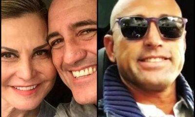 Simona Ventura, Giovanni Terzi e Stefano Bettarini