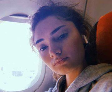 Mariana dopo Il Collegio Instagram