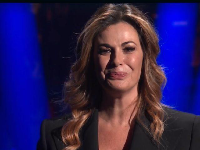 Vanessa Incontrada, lacrime in diretta. Il suo sfogo contro chi l'ha ferita