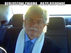 Antonio Razzi Le Iene scherzo
