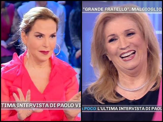 Barbara d'urso Iva Zanicchi Pomeriggio cinque