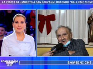 Barbara d'Urso Umberto candela