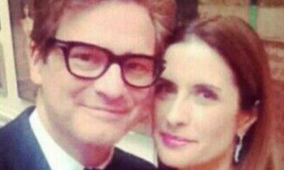 Colin Firth divorzio moglie