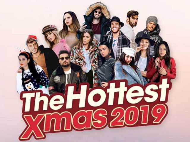 protagonisti the hottest xmas 2019