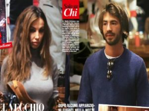 madalina ghenea comes out into the open with leonardo from the old man