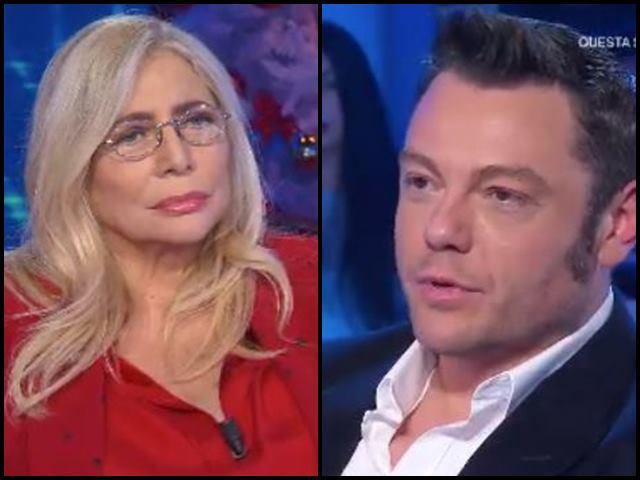 Mara Venier Tiziano Ferro risposta critiche