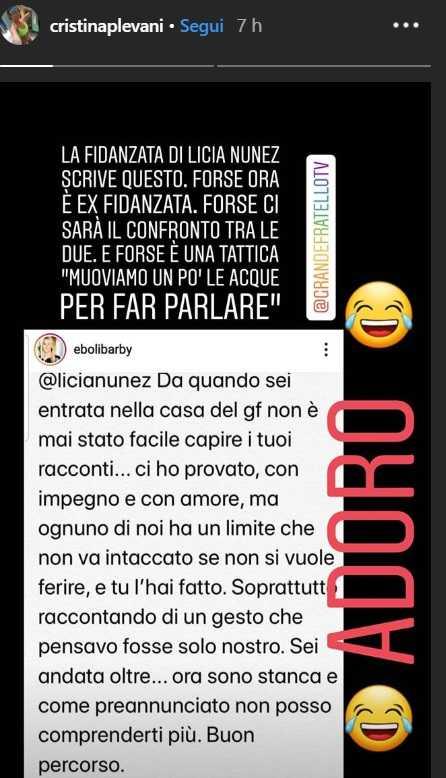Cristina Plevani adoro