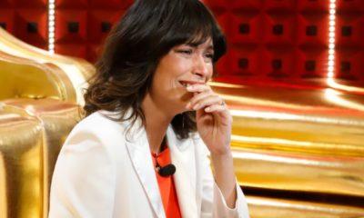 fernanda lessa piange in confessionale