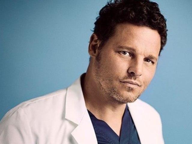 Grey's Anatomy: Justin Chambers 2020