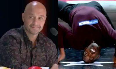 Italia's Got Talent, Troy James performance