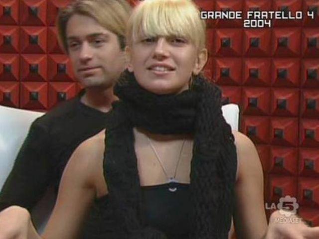 patrick e katia al grande fratello 2004